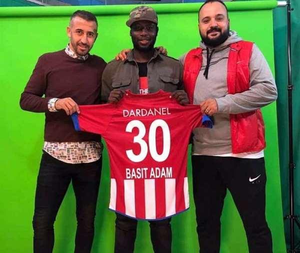 Former Free State Stars Striker Abdul Basit Adam Signs For Dardanel SAŞ In Turkey