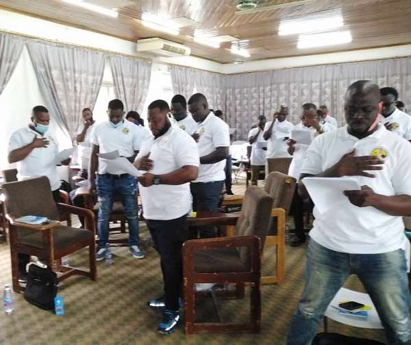 Obuasi Municipal Assembly Trains Assembly And Unit Committee Members