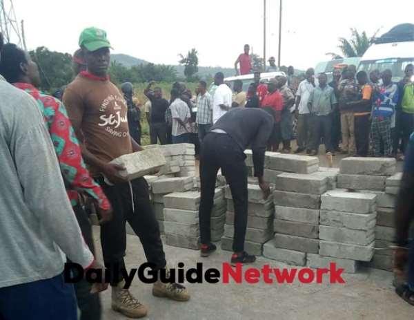 GJA Warn Journalists Against Promoting 'Volta Secessionists' Agenda