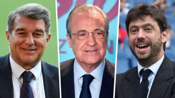 Uefa drops case against Super League rebels