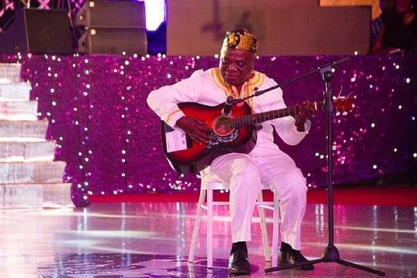 Legendary highlife king Nana Kwame Ampadu dies at age 76