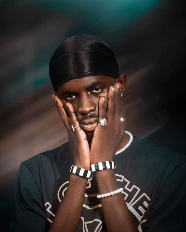 Black Sheriff is Emerging Music Artiste of the year