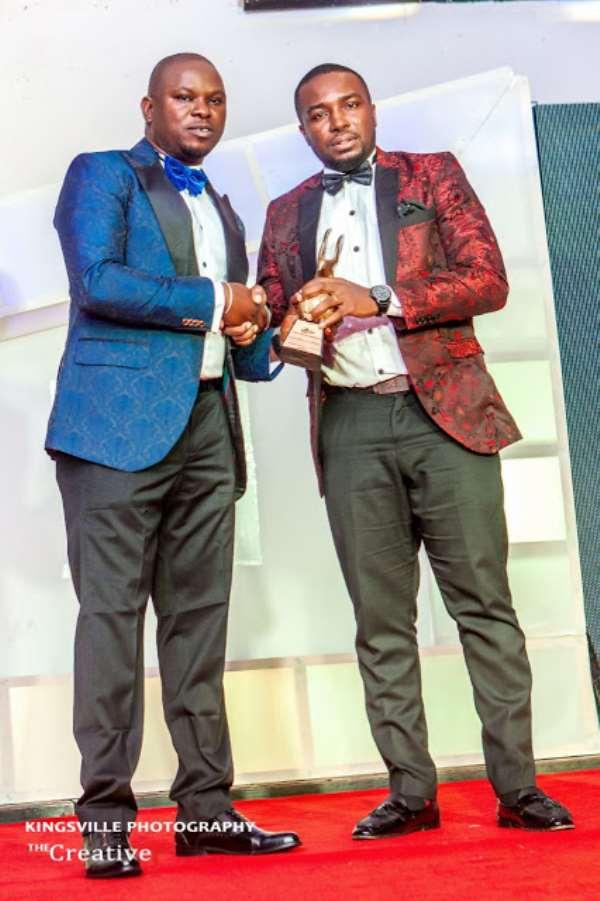 Rex Idaminabo, Chris Morgan Honoured With Peace Achievers Awards