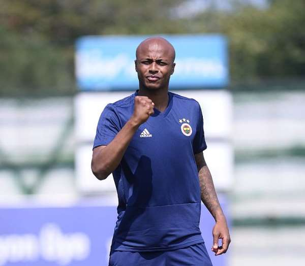 Andre Ayew Could Be Set For Permanent Fenerbahce Move