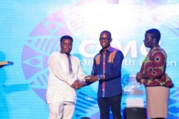 CIMG Digital Media Of The Year Is Citi FM