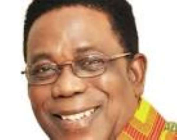 Minister of State In-charge of Tertiary Education, Professor Kwesi Yankah