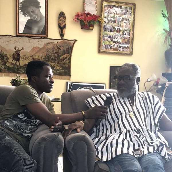I have not heard Wendy Shay's song before - Ebony's Father (Video)