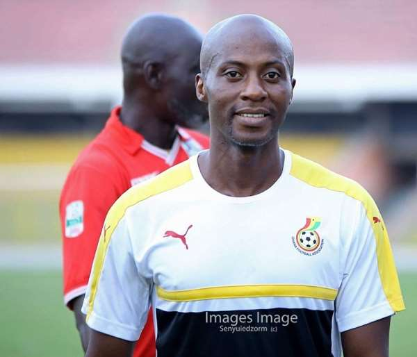 Coach Ibrahim Tanko Eyeing 2020 Olympics Qualification