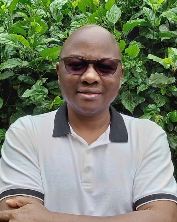 The Author, Ken Mwathe