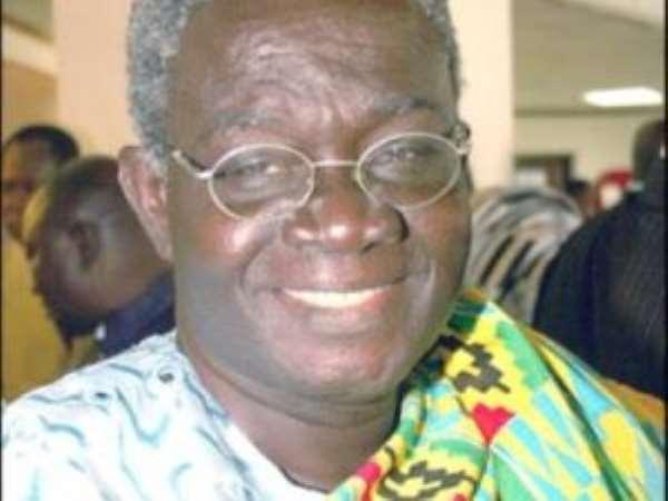 I Regret Not Serving Under Mahama – PC Appiah Ofori