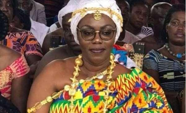 Ursula Owusu now bears the name