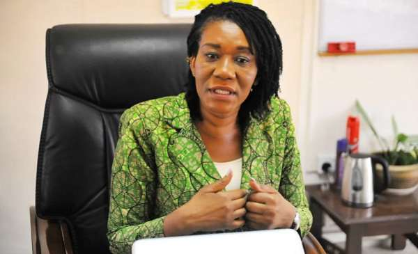 Executive Director of the National Population Council, Dr Leticia Adelaide Appiah
