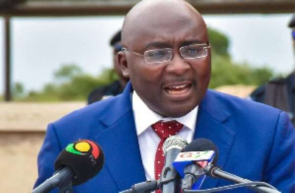 Bawumia Caught In PDS Fraud