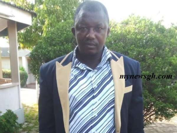 Sissala West DCE Fired