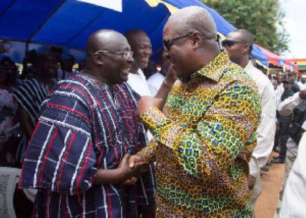 The NDC And Their Obsession With Dr. Bawumia; What Does It Tell Us As Ordinary Ghanaians?
