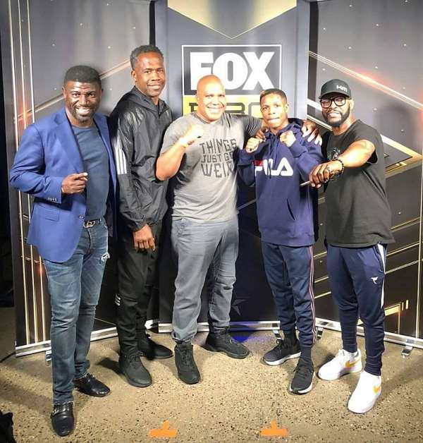 Duke Micah Wins By TKO In The USA