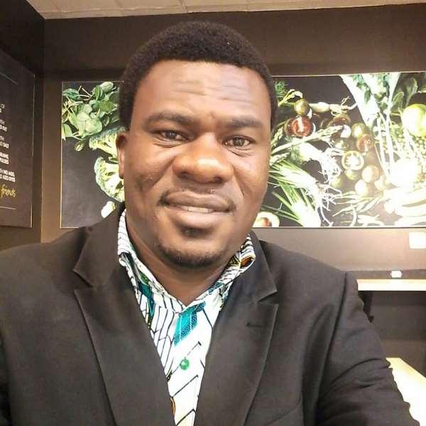Rev. Emmanuel Donkor