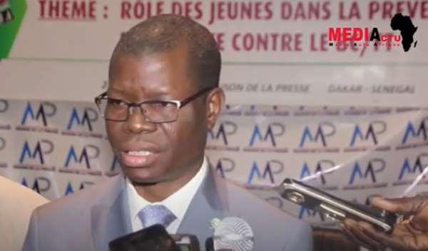 Director-General of GIABA Aba Kimelabalou