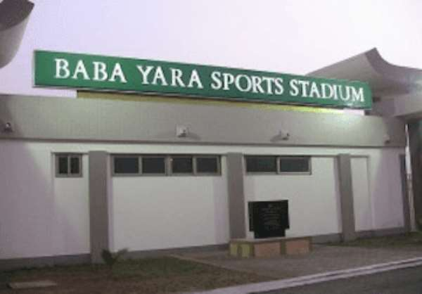 VIDEO: Baba Yara Sports Stadium Undergoing Renovation