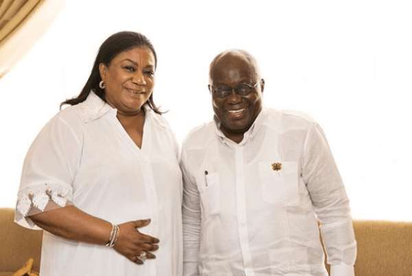 Give Akufo-Addo Four More Years To Do More – Rebecca To Ghanaians
