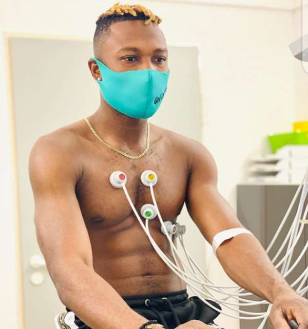 Patrick Twumasi On The Brink Of Sealing Hannover 96 Move After Undergoing Medicals