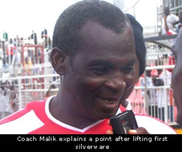 Coaches job under threat