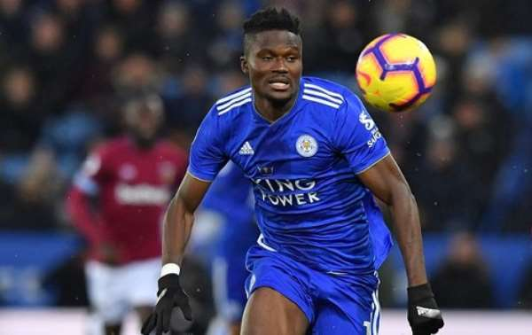 Leicester City Include Daniel Amartey In 25 Man Squad For The Season