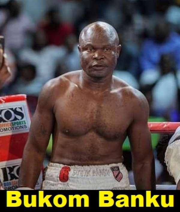 Bukom Banku Arrives In London For First Fight Outside Ghana