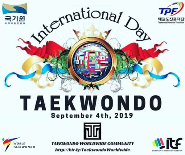 Ghana Celebrates International Taekwondo Day