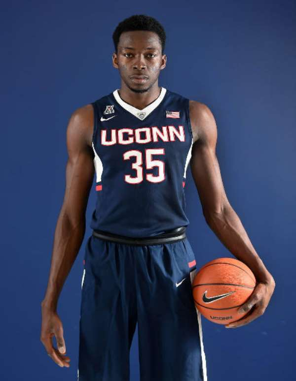Ghanaian Amida Brimah Signed By NBA Team Indiana Pacers