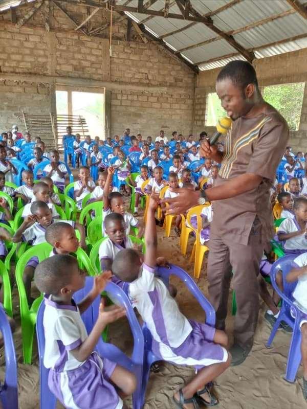 International Literacy Day and its importance-Mr Mathias Tulasi,CEO-LAG