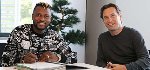 OFFICIAL: Ghana Winger Patrick Twumasi Seals Transfer To Hannover 96 From Alaves