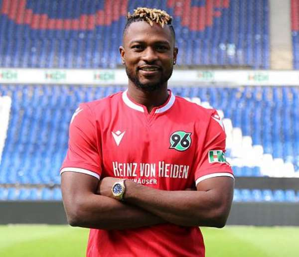 Winger Patrick Twumasi Express Delighted After Completing Hannover 96 Move