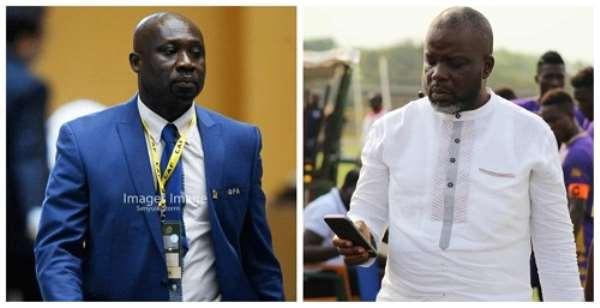 NPP Guru Threatens To Drag George Afriyie And Osei Kweku Palmer To Court If...