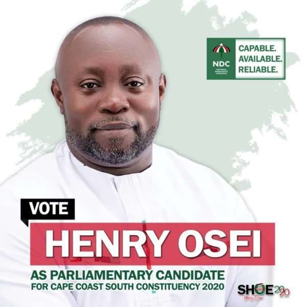 Aftermath Of Cape Coast South NDC Primary: Henry Osei Sets The Pace For Party Unity
