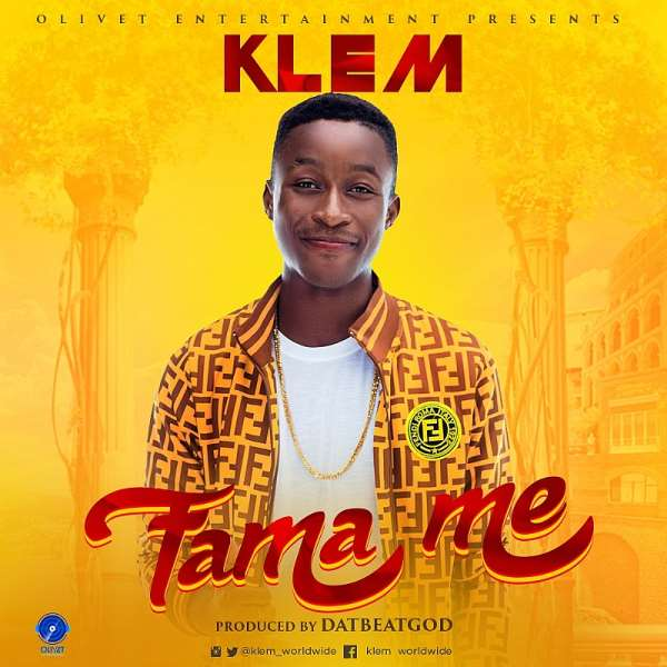 Klem releases single titled 'Fa Ma Me'