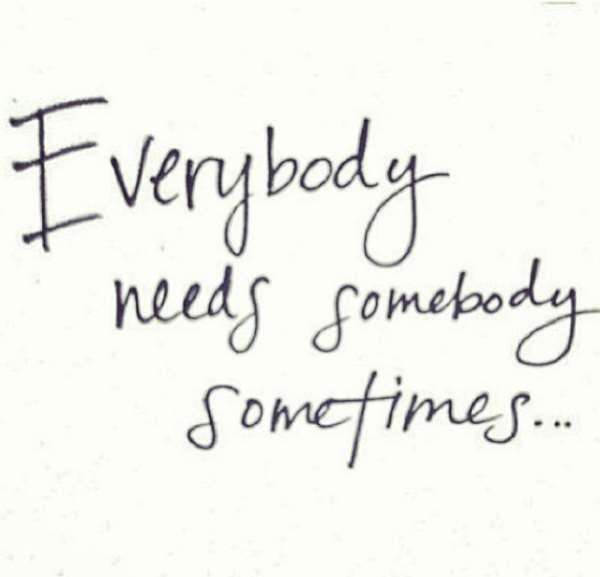 Everybody Kneads Somebody!