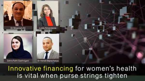 Innovative Financing For Women's Health Becomes Vital When Purse Strings Tighten
