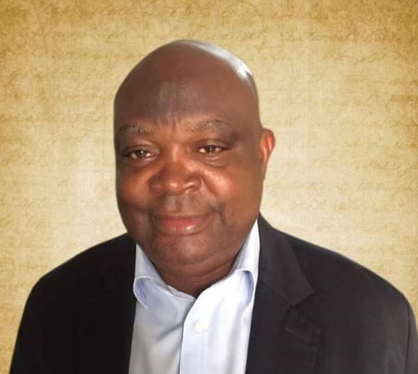 Mr. Lucky Onoriode George, Executive Director of ATC