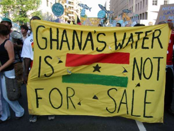 Water Privitization Suffers Setback - Biwater Pulls Out