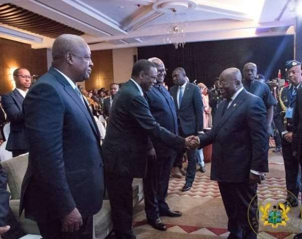 Are Ghanaians really tired of NPP and NDC? Are Mahama and Nana Addo the Poisonous Vipers?