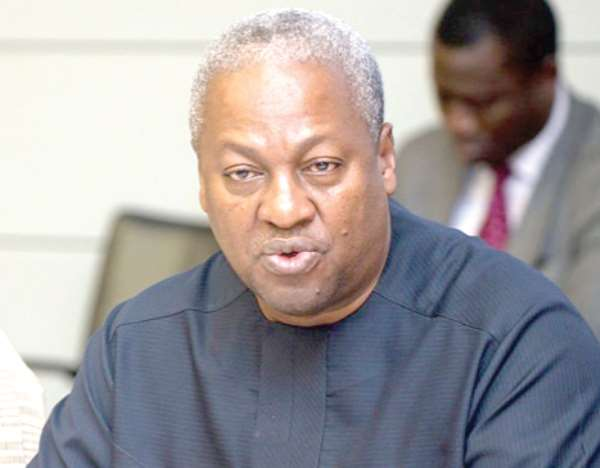 Ignore Mahama's Free Primary Healthcare Promise — Group