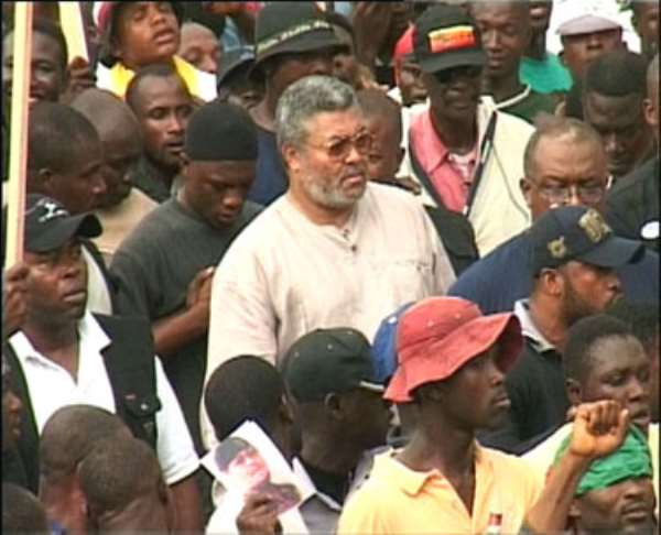 Jerry John Rawlings: Simply The Best!