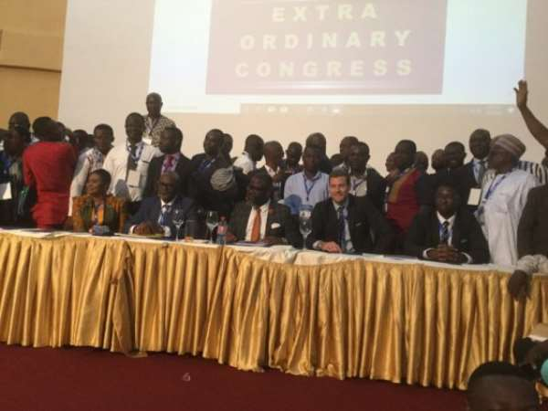 How To Become The Next GFA President