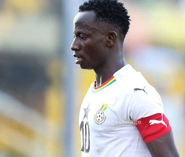 TOKYO 2020 Qualifiers: We Have The Quality To Eliminate Algeria - Black Meteors Captain Yaw Yeboah