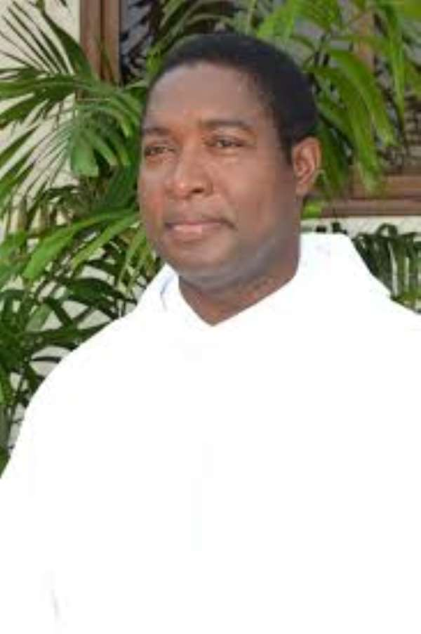 The Catholic Archdiocese of Accra gets a new Vicar General.