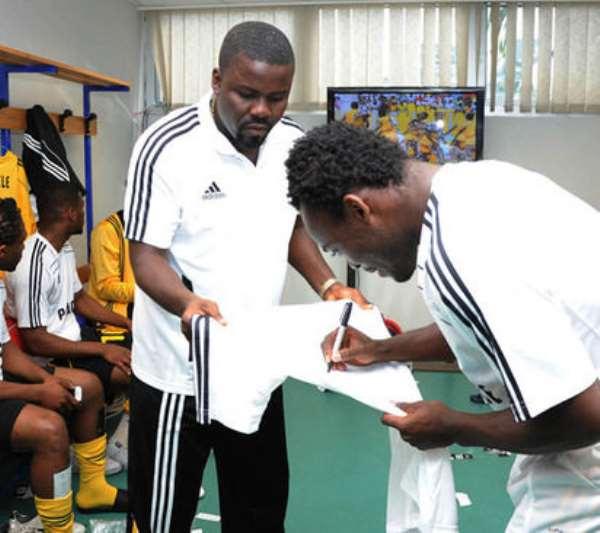 Kuffour, Essien Makes The Sun African Best XI