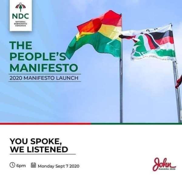 [Download] NDC People's Manifesto