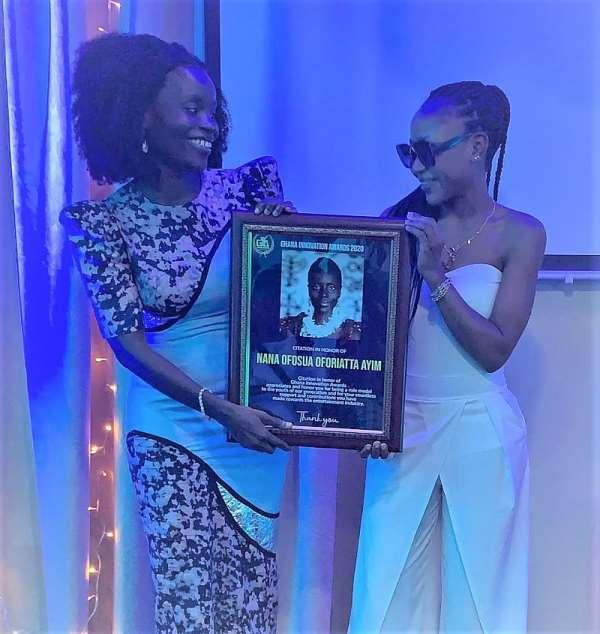 ANO Founder Nana Oforiatta Ayim Wins Ghana Innovation Award