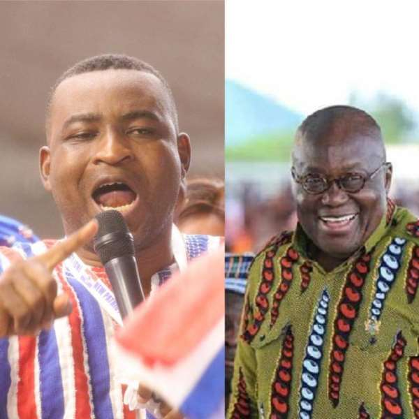 Politics Of Insults: Hypocritical Akufo-Addo Must Call Wontumi, Abronye DC, Ken Agyapong, Others To Order – NDC